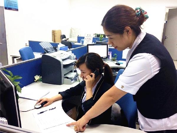 青海省质监局12365热线系统