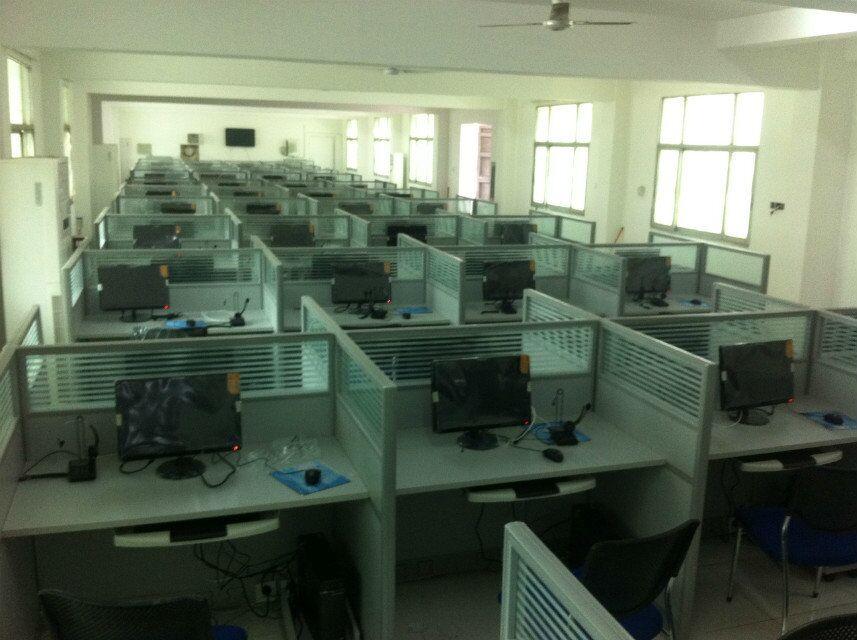 临安市中等职业技术学校实训呼叫中心系统